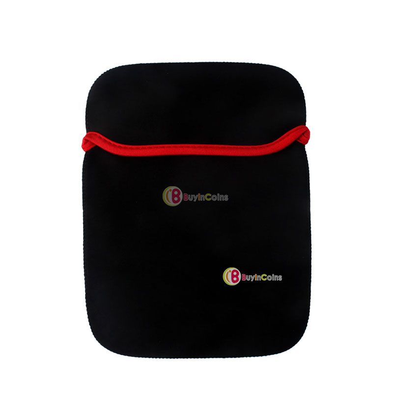 "Soft Sleeve Cloth Cover Case Pouch Bag for 7"" Tablet PC MID Laptop Ebook Reader"