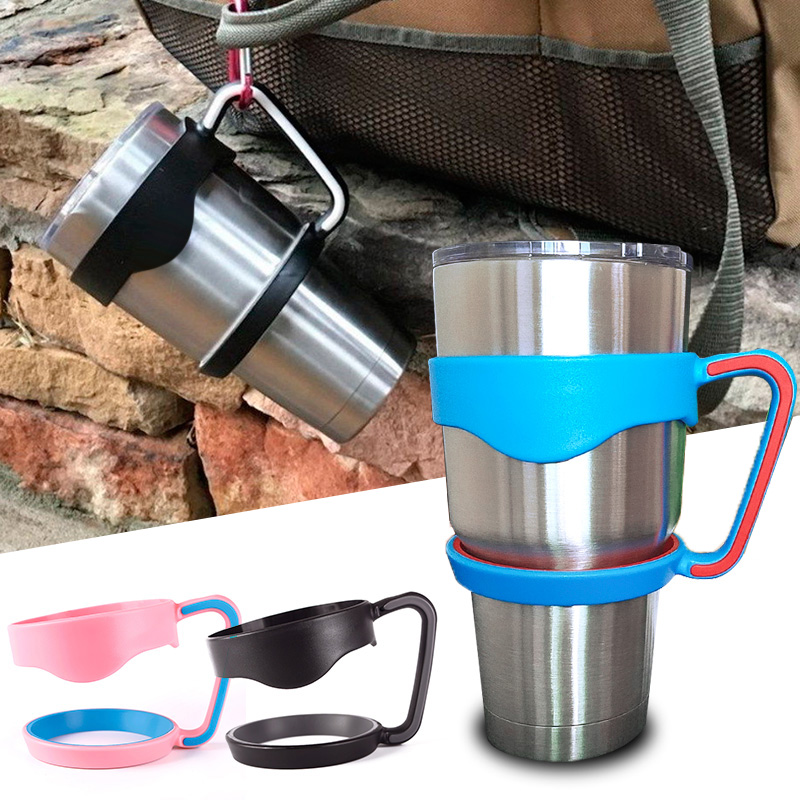 Newest Vogue 30oz Handle Cup Car Insulation Cup Holder Hand Holder Tool