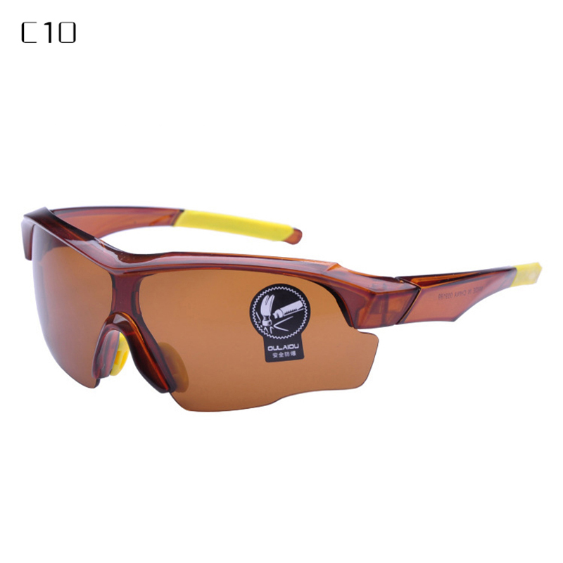 Explosion-proof Fashion Bike Bicycle Sports Cycling Sunglasses UV400 Goggles Glasses oulaiou9189 фото