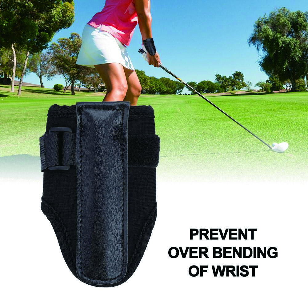 Golf Wrist Brace Band Hand Swing Guard Training Correct Cocking Aid For Golfer Practice Tool