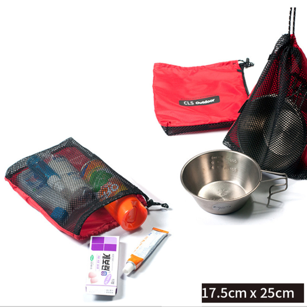 Handy Pocket, Outdoor Chairs Hanging Storage Pouch, Tote Bag Shoulder Side Bag for Camping