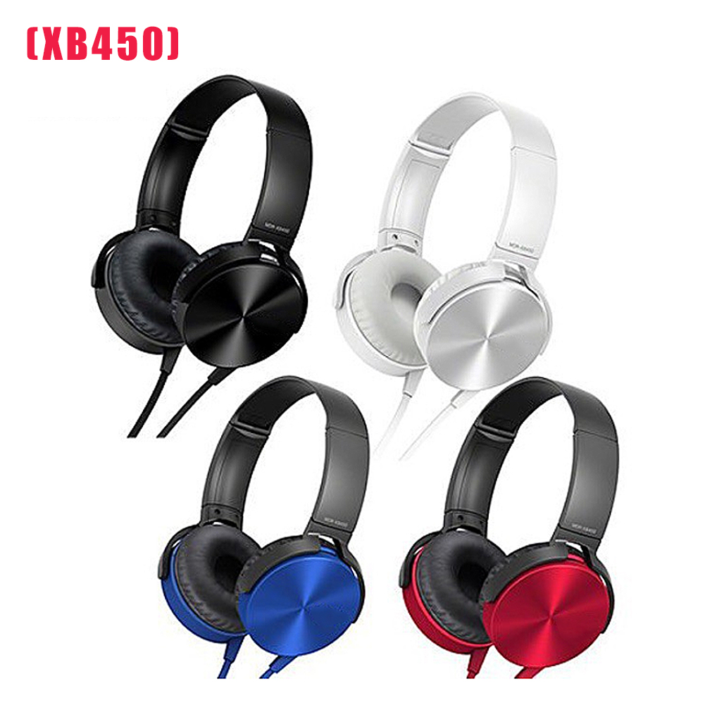 Wired Headphone Heavy Bass Sound Metal Quality Music Earphone Bluetooth Earphones with Mic