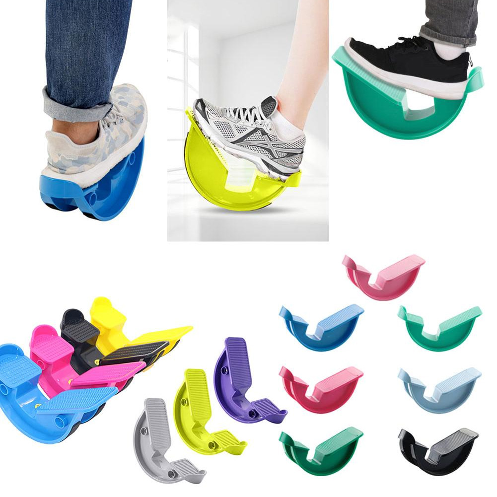 Foot Rocker Calf Ankle Stretch Board for Tendinitis Muscle Stretch Foot Stretcher Yoga Fitness Sports Massage Pedal